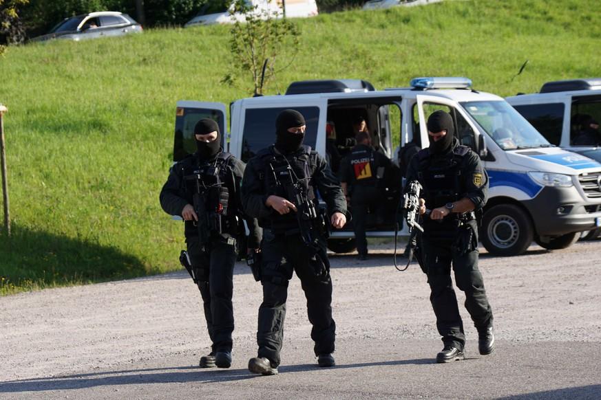 Oppenau Polizei Entwaffnet