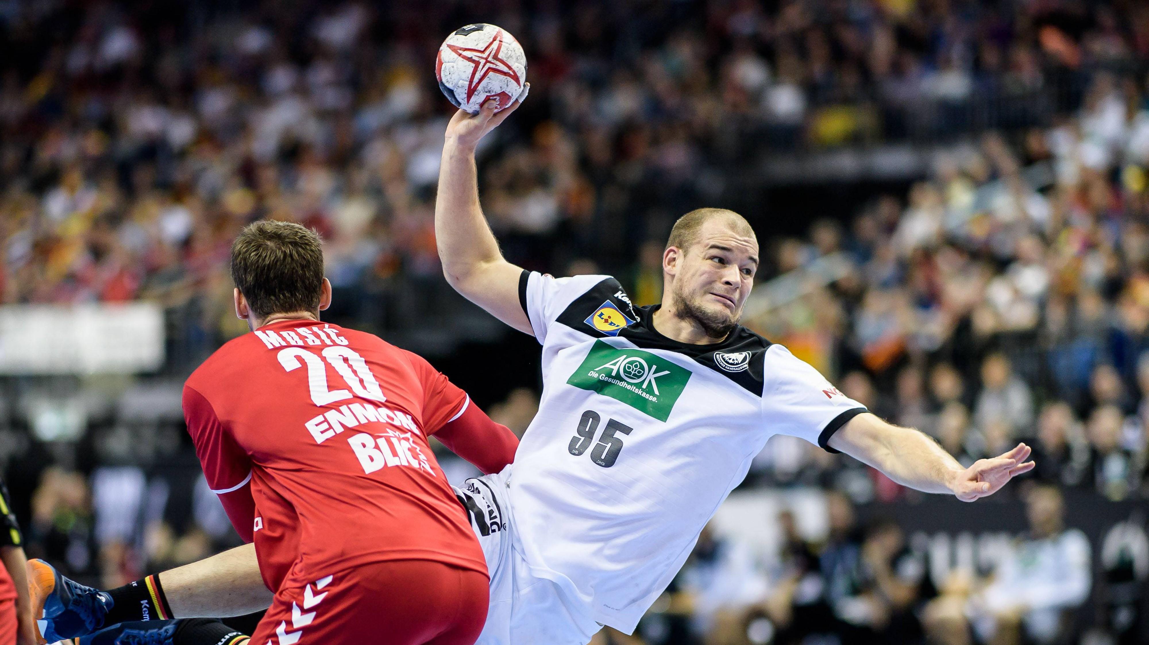 Handball Wm Deutschland Serbien