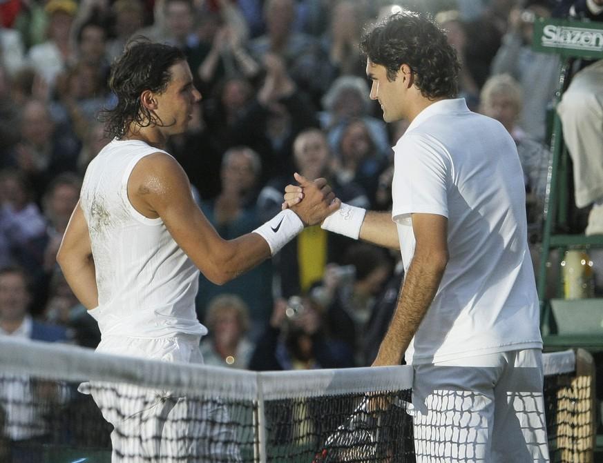 Diese 4 Punkte muss Federer beachten, wenn er Nadal im Wimbledon-Halbfinal schlagen will