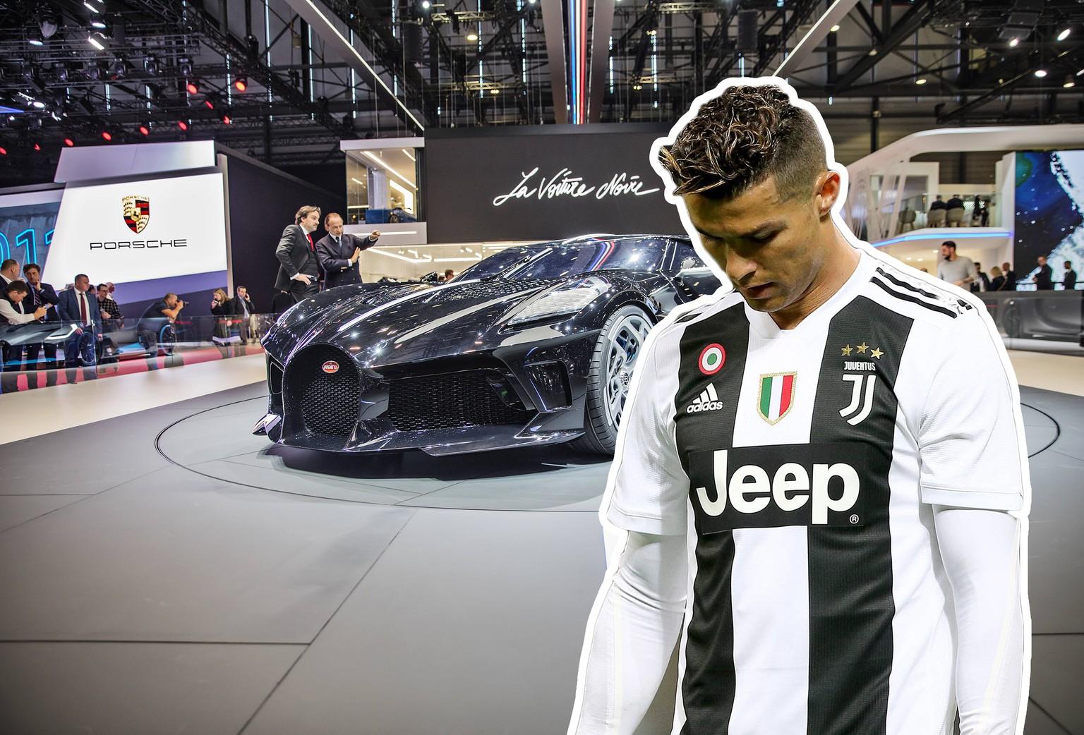 Cristiano ronaldo hat angeblich das teuerste auto der welt