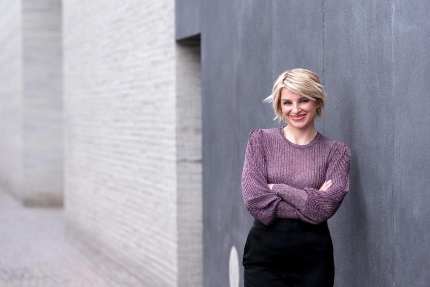 ZDF-Moderatorin Sabine Heinrich: Diverser ist für mich