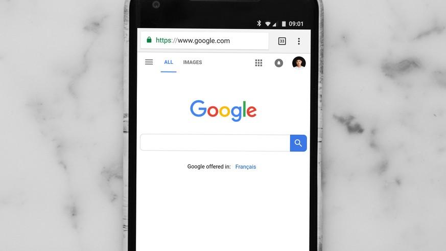 Jetzt wird's gruselig: Leute erzählen, welche Dinge Google über sie speicherte