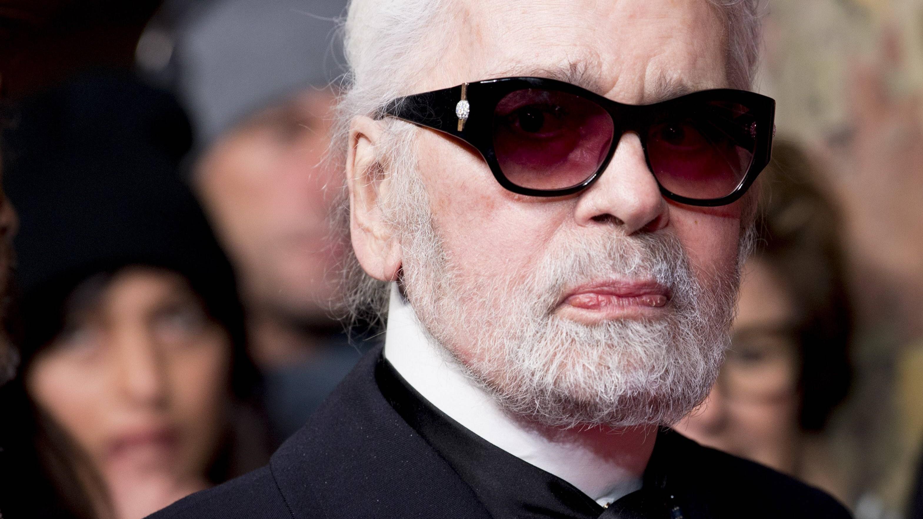 Karl Lagerfeld Tot Das Sind Seine 10 Besten Zitate Watson