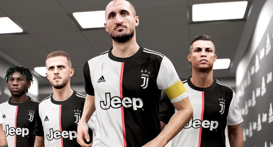 """Kein Witz! Darum heißt Juventus Turin im neusten FIFA-Game """"Piemonte Calcio"""""""