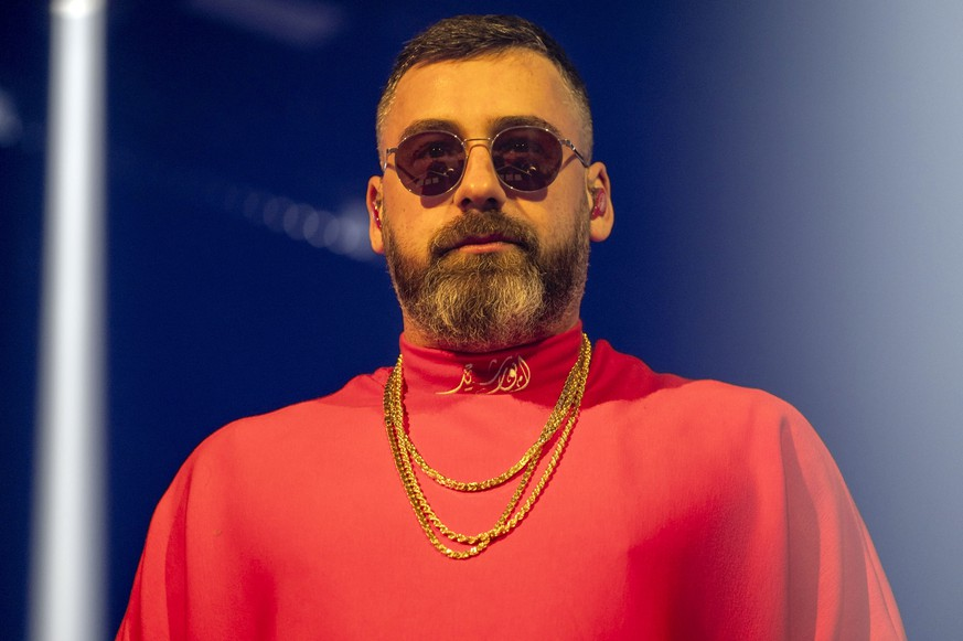 Sido live bei einem Konzert seiner Tausend Tattoos -Tour in der Swiss Life Hall. Hannover, 16.11.2019 *** Sido live at a concert of his Thousand Tattoos Tour at Swiss Life Hall Hannover, 16 11 2019 Foto:xU.xStammx/xFuturexImage