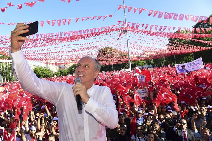 Türkischer Präsident Erdogan enttäuscht Hoffnung auf Wandel