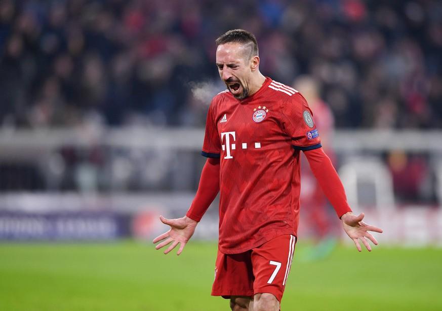 Franck Ribery Und Das Goldene Steak Noch Mehr Lustige