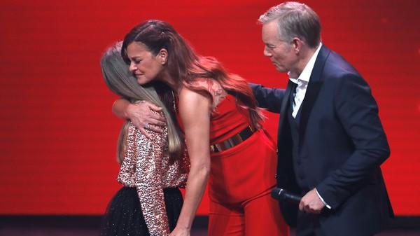 Große Emotionen im ZDF – Schlagerstar Andrea Berg bricht bei Spendengala in Tränen aus