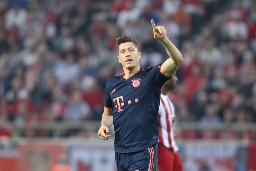 Abflug - FC Bayern trifft in der Champions-League auf Olympiakos Piräus