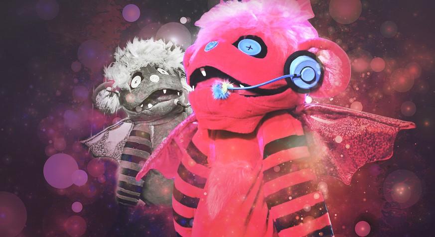 """""""The Masked Singer"""": 5 definitive Hinweise zur Identität des Monsters"""