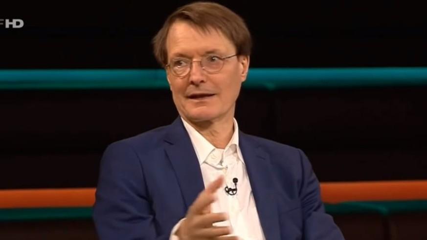 Lanz spricht von Angst der Menschen beim Einkaufen – Lauterbach kontert