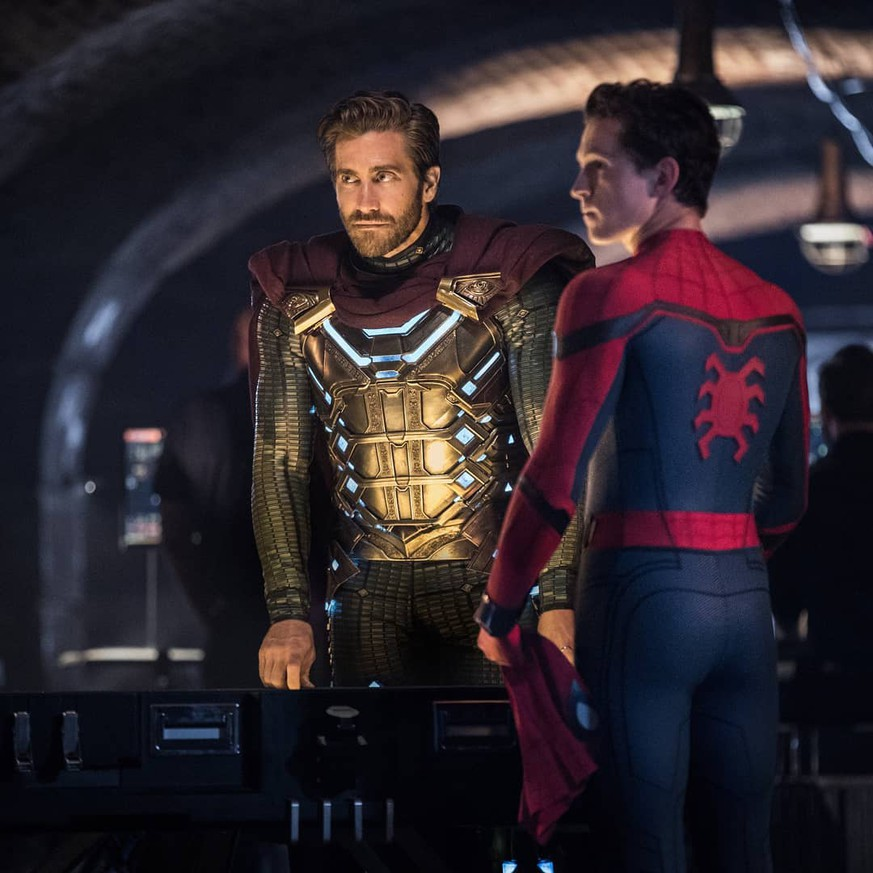 Neuer Spider Man Far From Home Trailer Warnt Vor Avengers