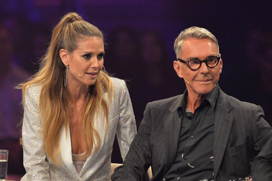 """Joop spricht über Kaulitz-Ehe: Heidi Klum hat sich """"verändert"""""""