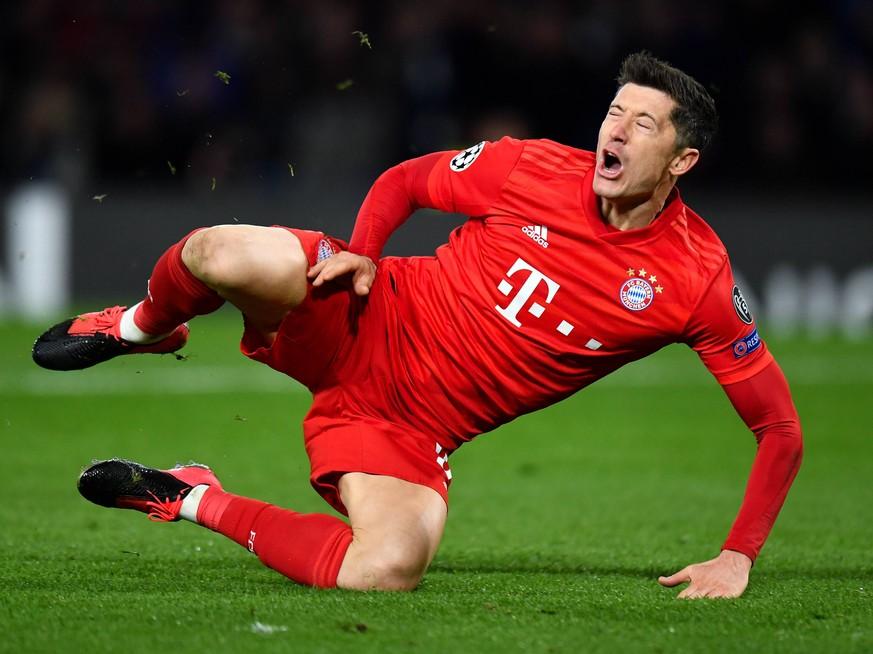 Lewandowski Verletzt