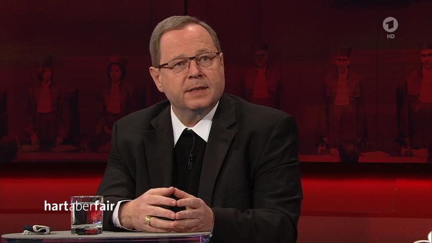 """""""Hart aber fair"""": Plasberg kontert Bischof – """"Sie haben verloren"""""""