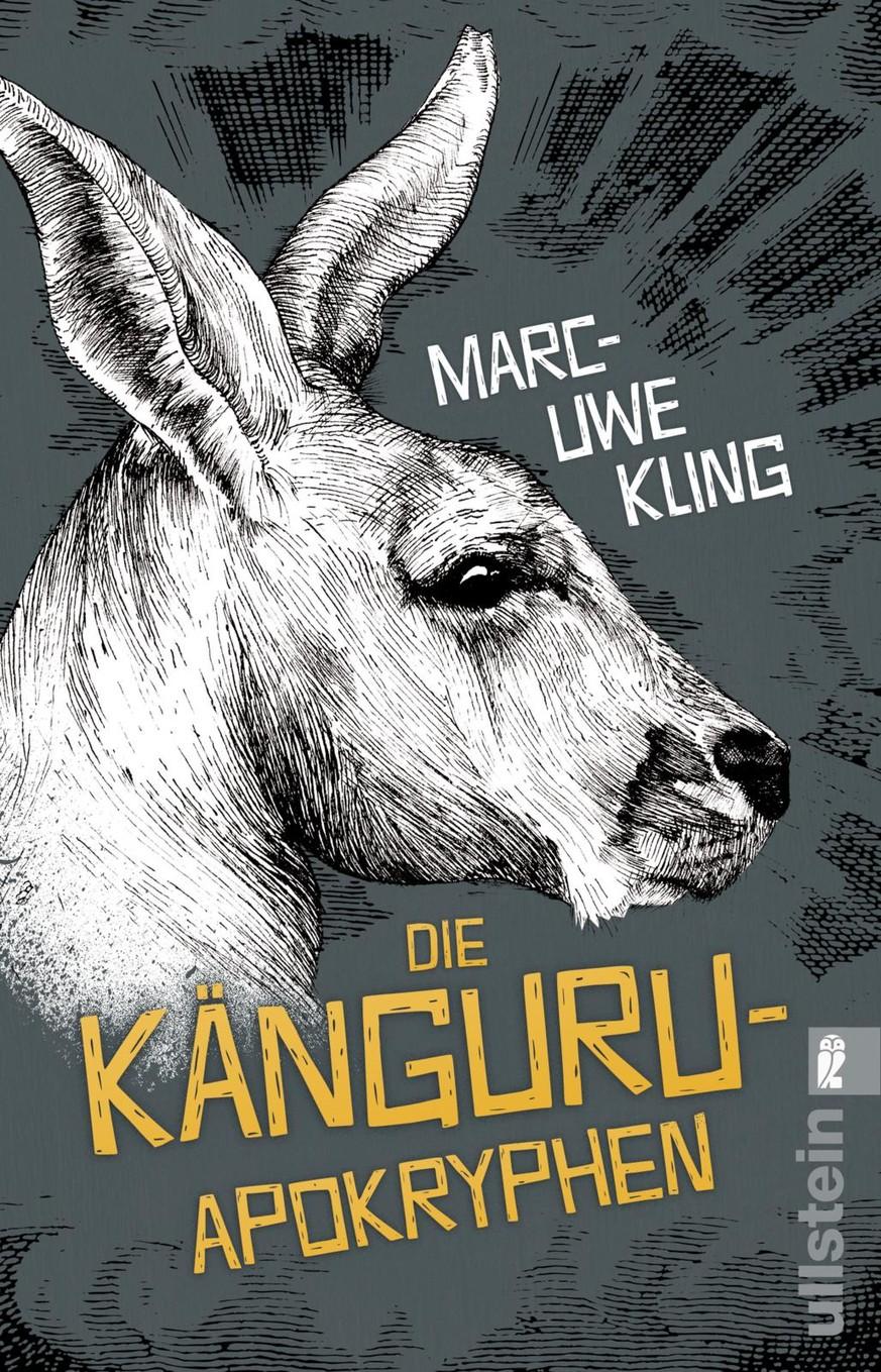 Die Känguru Apokryphen Von Marc Uwe Kling Erscheinen Watson