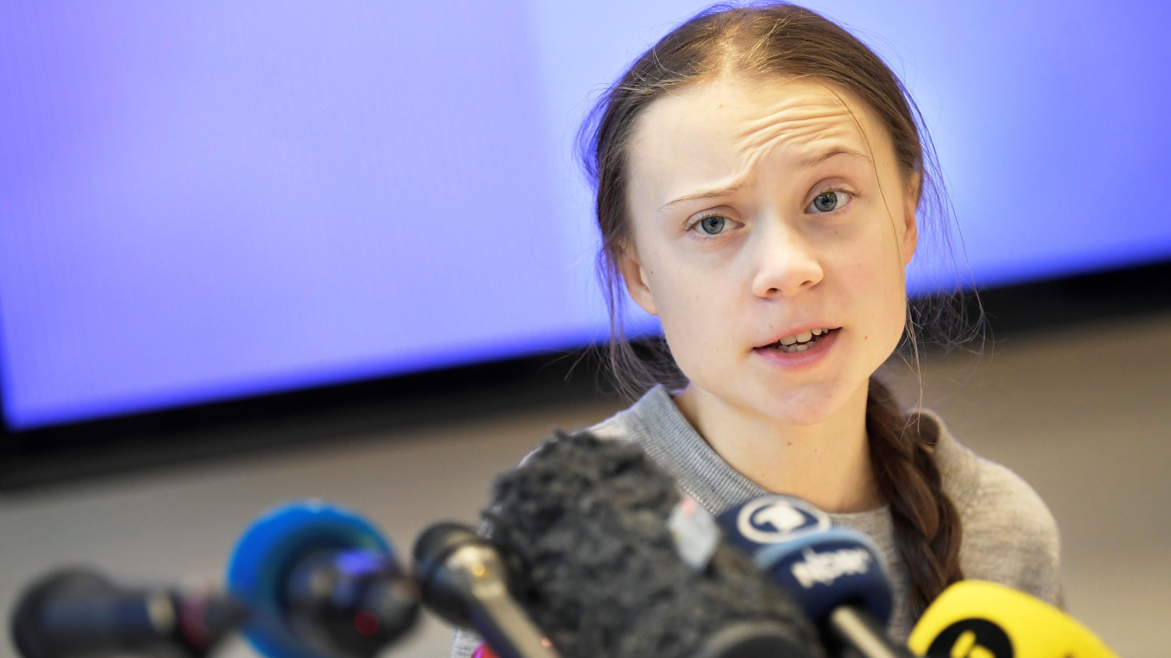 Greta Thunberg wieder für Friedensnobelpreis nominiert