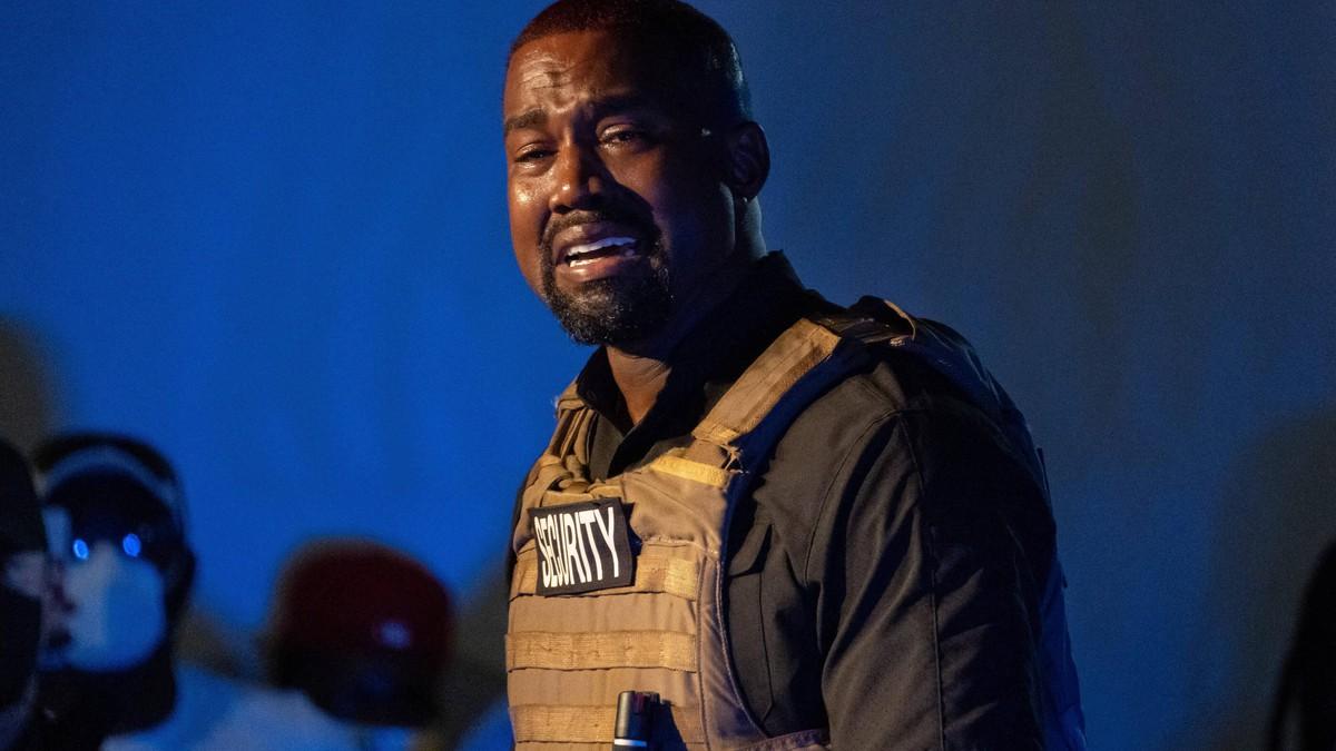 Kanye West Entschuldigt Sich Emotional Bei Kim Kardashian Watson