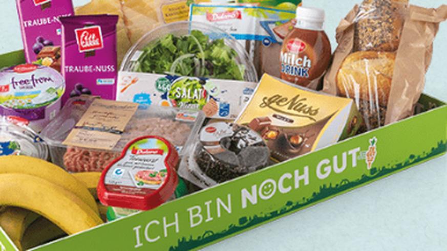 Grüne Kisten: Wie Lidl für die Rettung von Lebensmitteln kämpft