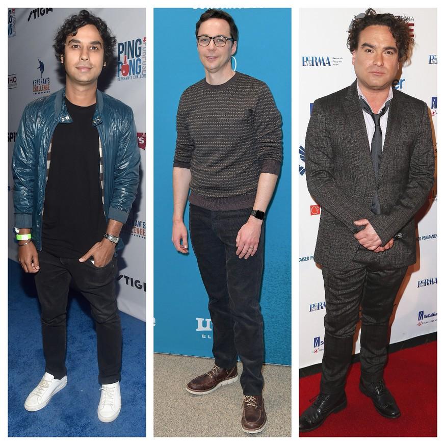 Big Bang Theory Schauspieler