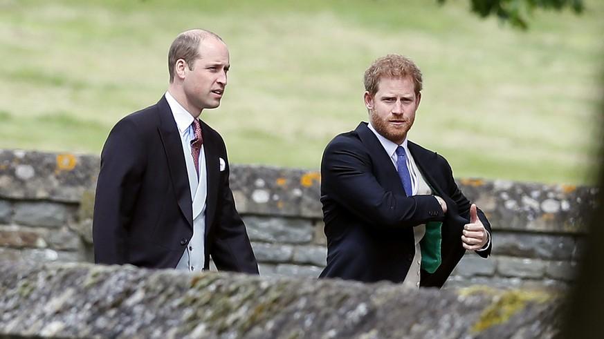 Royal-Insider berichten: Was wirklich hinter Prinz Harrys und Williams Zoff stecken soll