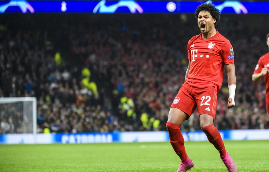 Hat der FC Bayern beim Gnabry-Transfer getrickst? Nun äußert sich der FCB-Star