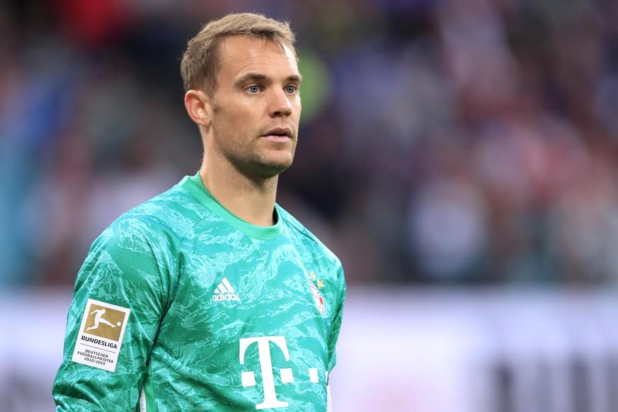 Harte Entscheidung im DFB-Streit! Neuer reagiert im Torwart-Zoff mit ter Stegen