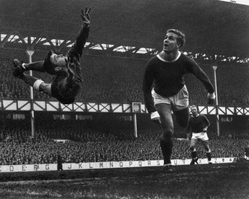 Bildnummer: 09170634  Datum: 21.12.1963  Copyright: imago/Colorsport