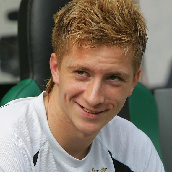 So Sahen Die Deutschen Nationalspieler Fruher Aus Watson