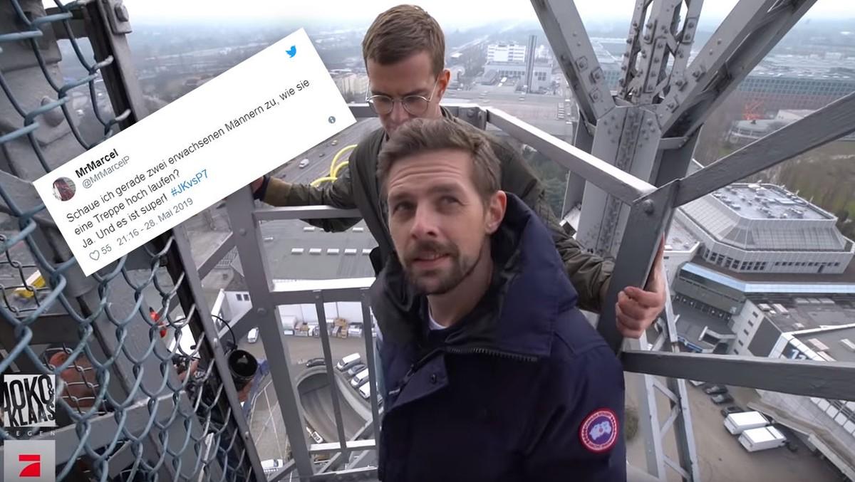 Joko Klaas Gegen Prosieben So Kommt Die Show Bei Den Fans An Watson