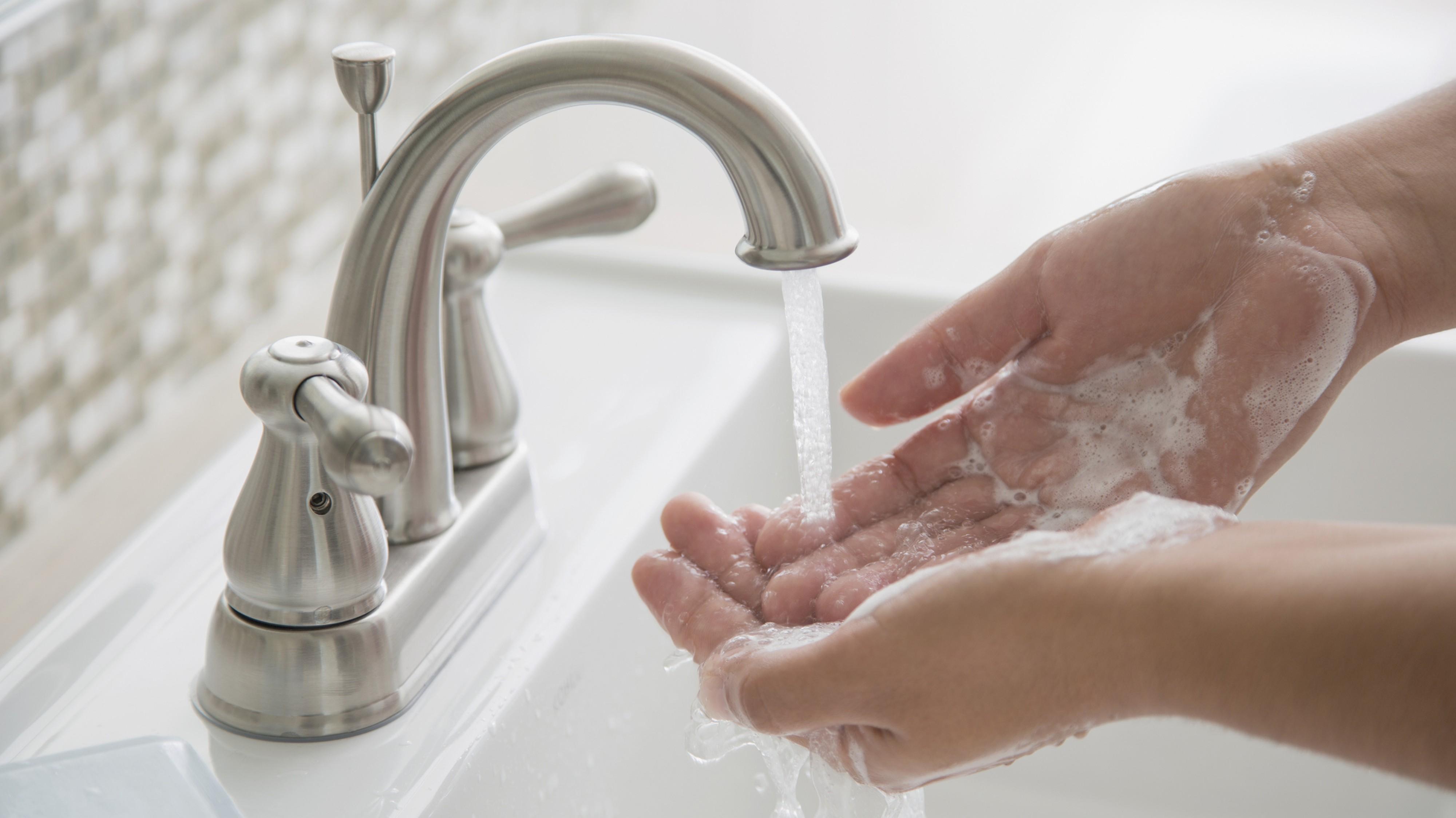 Diese Fehler beim Händewaschen solltest du vermeiden