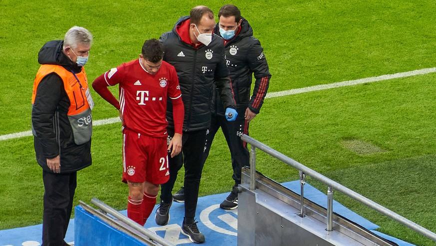 Warum dem FC Bayern schwere Wochen bevorstehen