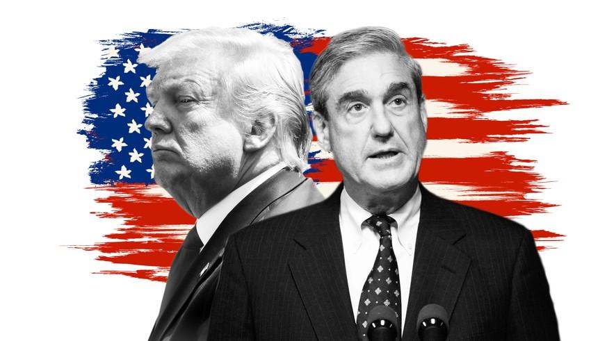 Die traurige Wahrheit über Donald Trump und Robert Mueller