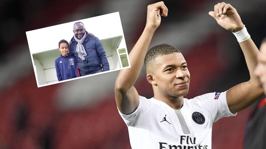 Kylian Mbappe Paris Saint Germain Will Namensvetter Verpflichten Watson
