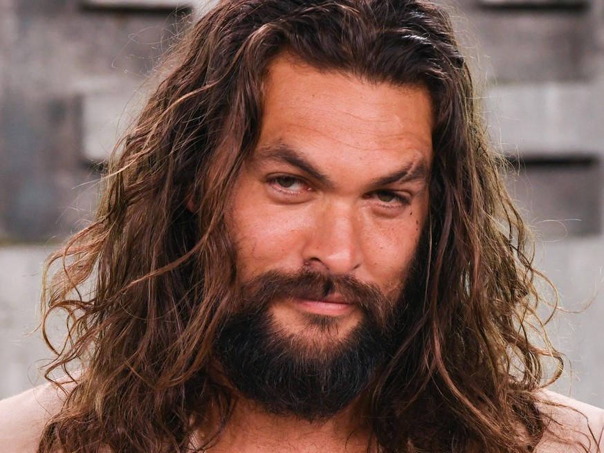 21 October 2019 - Westwood, California - Jason Momoa. World Premiere of Apple TV s See held at Fox Village Theater. Photo Credit: Billy Bennight/AdMedia 246517 2019-10-21 California Westwood PUBLICATIONxINxGERxAUTxONLY Copyright: xAdMediax STAR246517163