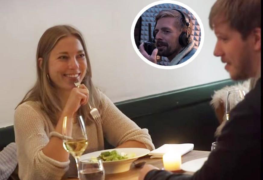 """Klaas überwacht Tinder-Date für """"Latenight Berlin"""": Kurz wird es peinlich"""