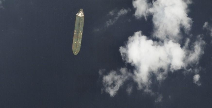 Öl für Syrien? Im Mittelmeer spielt sich ein Thriller um einen iranischen Supertanker ab