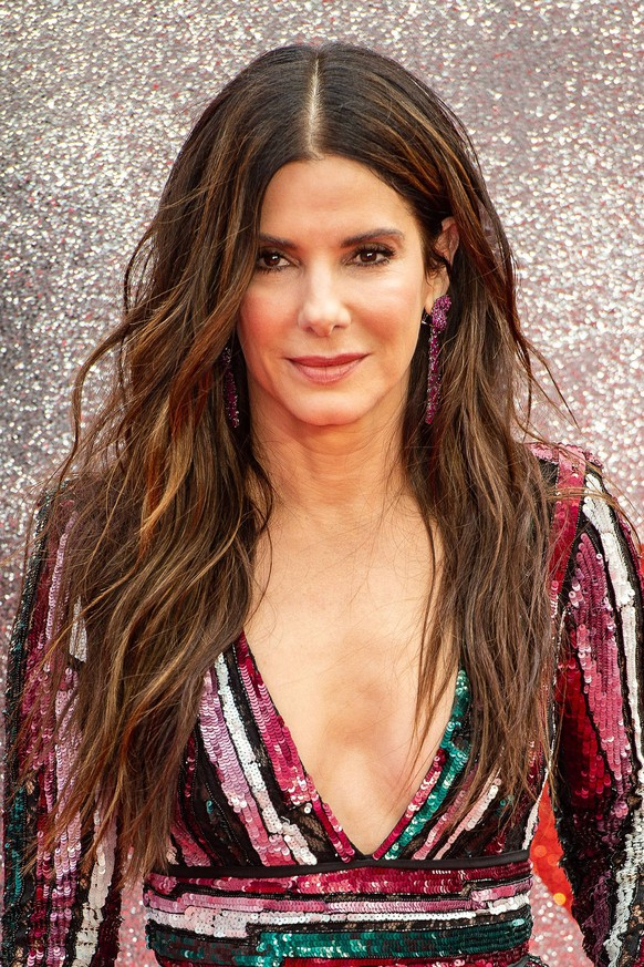 Sandra Bullock bei der Ocean s 8 Film Premiere am 13.06.2018 in London Oceans 8 Filmremiere in London, 2018 *** Sandra Bullock at the Ocean s 8 movie premiere on 13 06 2018 in London Oceans 8 film premiere in London 2018 PUBLICATIONxINxGERxSUIxAUTxONLY