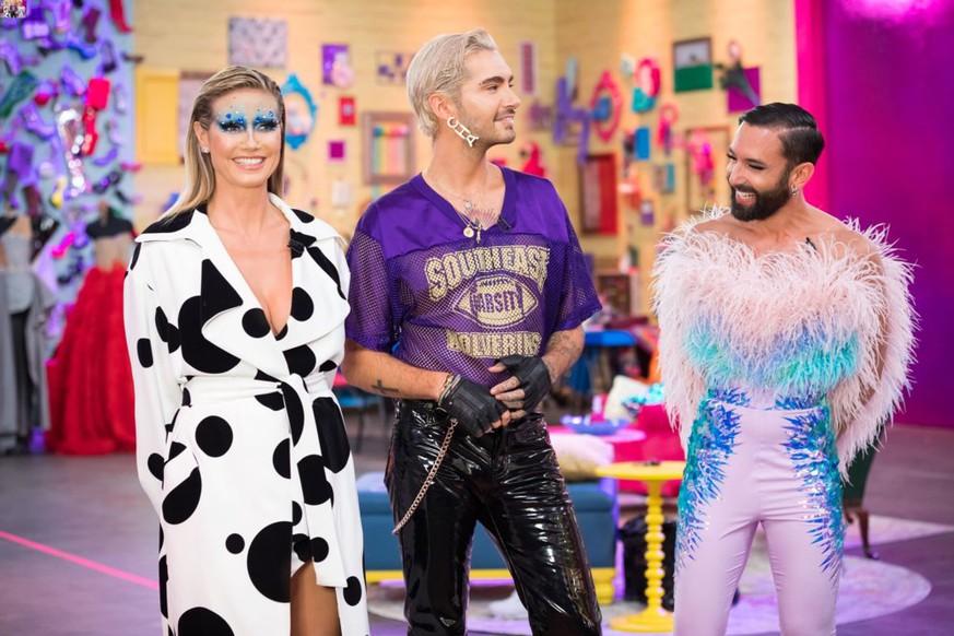 """""""Queen of Drags"""": Conchita Wurst versteht Kritik an Heidi Klum – mit einer Ausnahme"""