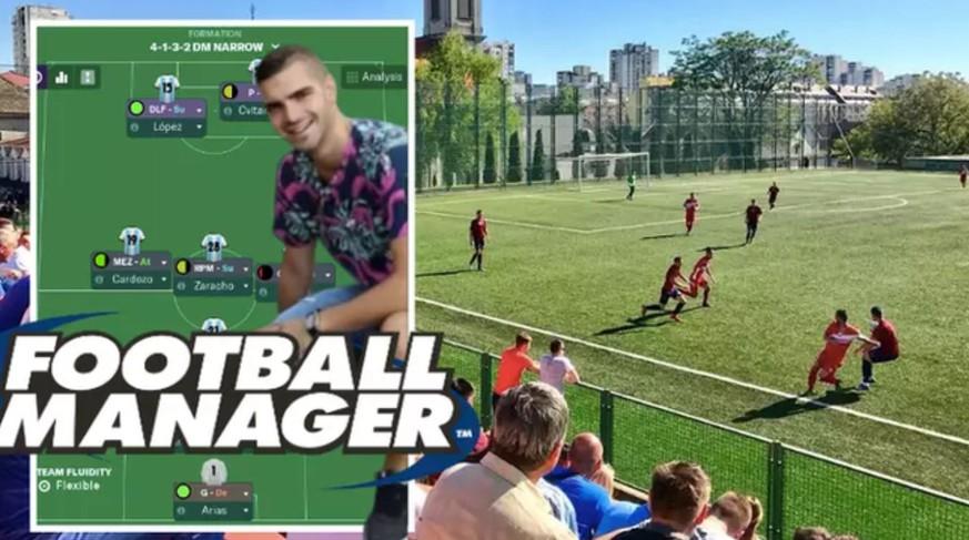 """""""Fußball-Manager""""-Gamer ist so gut, dass ein Zweitliga-Absteiger ihm einen Job gibt"""