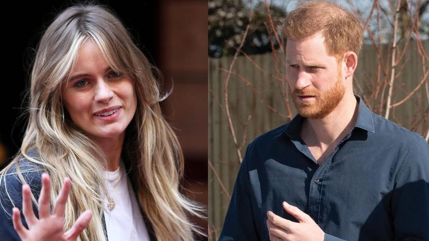 Royals: Schon vor Meghan – auch Prinz Harrys Ex hatte Angst vorm Königshaus