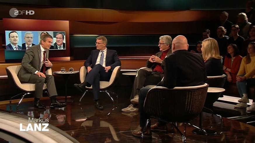 """Röttgen bei """"Lanz"""" scharf kritisiert: """"Grandios schiefgegangen"""""""