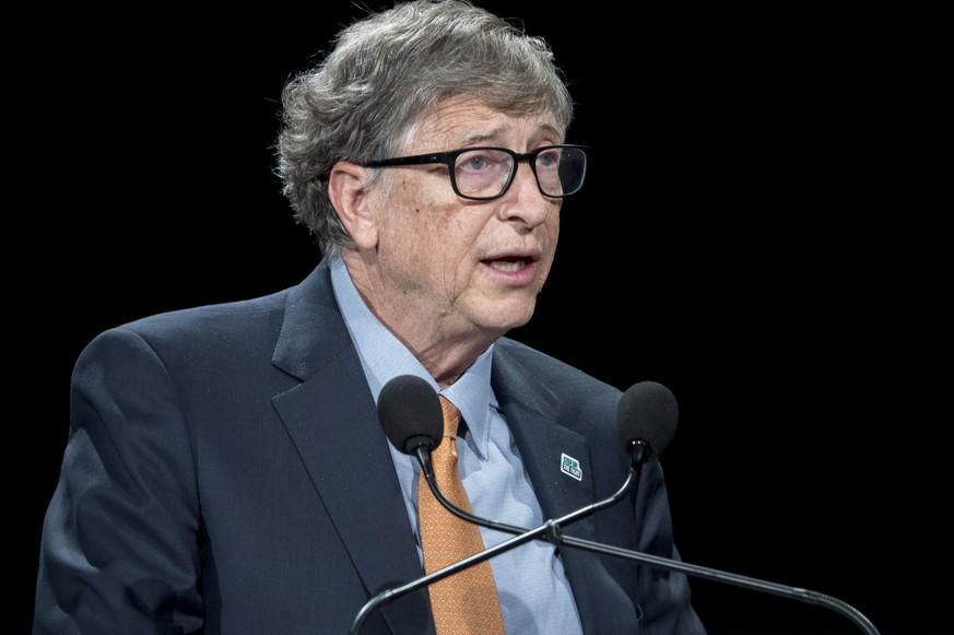 Bill Gates hat richtig gerechnet – und nichts dazu gelernt