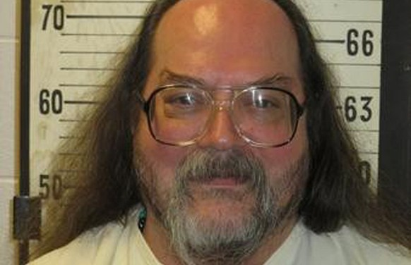 Death row inmate Billy Ray Irick, appears in a booking photo provided by the Tennessee Department of Corrections, August 8, 2018.    Tennessee Department of Corrections/Handout via REUTERS   ATTENTION EDITORS - THIS IMAGE WAS PROVIDED BY A THIRD PARTY.  THIS PICTURE WAS PROCESSED BY REUTERS TO ENHANCE QUALITY.  AN UNPROCESSED VERSION HAS BEEN PROVIDED SEPARATELY