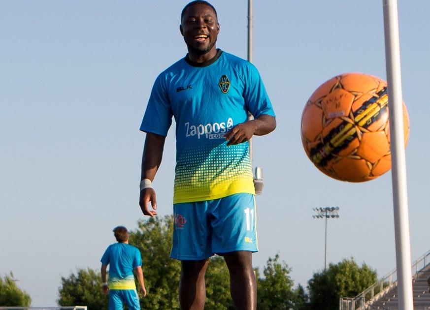 Mit 16 Millionär, jetzt vereinslos: Ex-Fußball-Wunderkind Freddy Adu gibt nicht auf