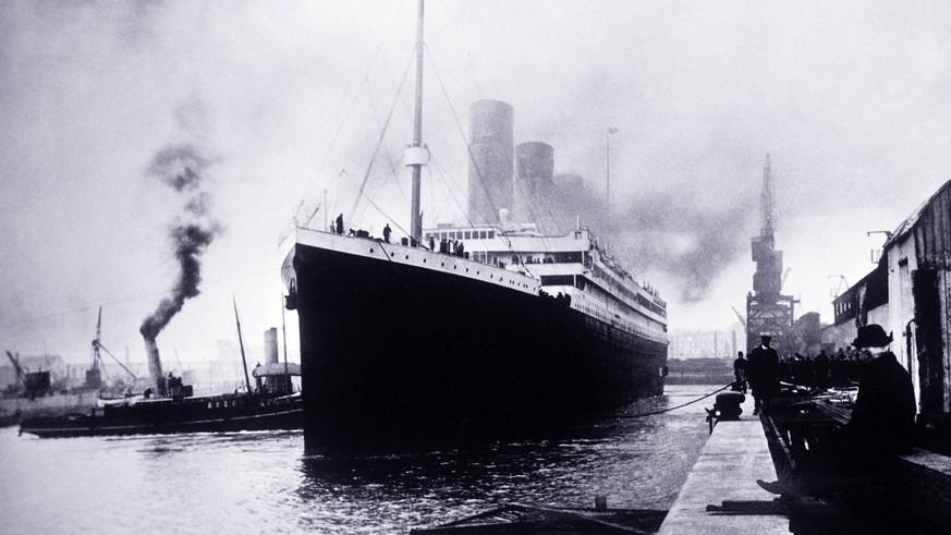 Das Titanic-Desaster: Forscherin äußert Verdacht