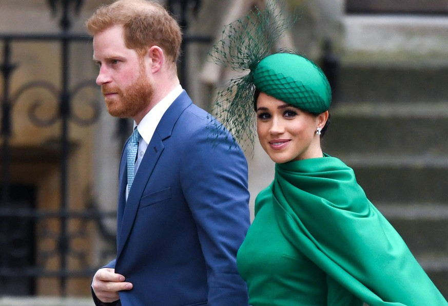 Duchess of Sussex Miscarriage The Duchess of Sussex has announced she had a miscarriage in July. Seen here in March 2020 during one of her last official engagements as a working Royal. The Duke and Duchess of Sussex arriving at the Commonwealth Day Service, Westminster Abbey, London. Picture credit should read: Doug Peters/EMPICS PUBLICATIONxINxGERxSUIxAUTxONLY Copyright: xDougxPetersx 56784725
