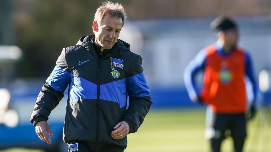 Hertha-Kenner hat böse Vermutung, warum Klinsmann wirklich ging