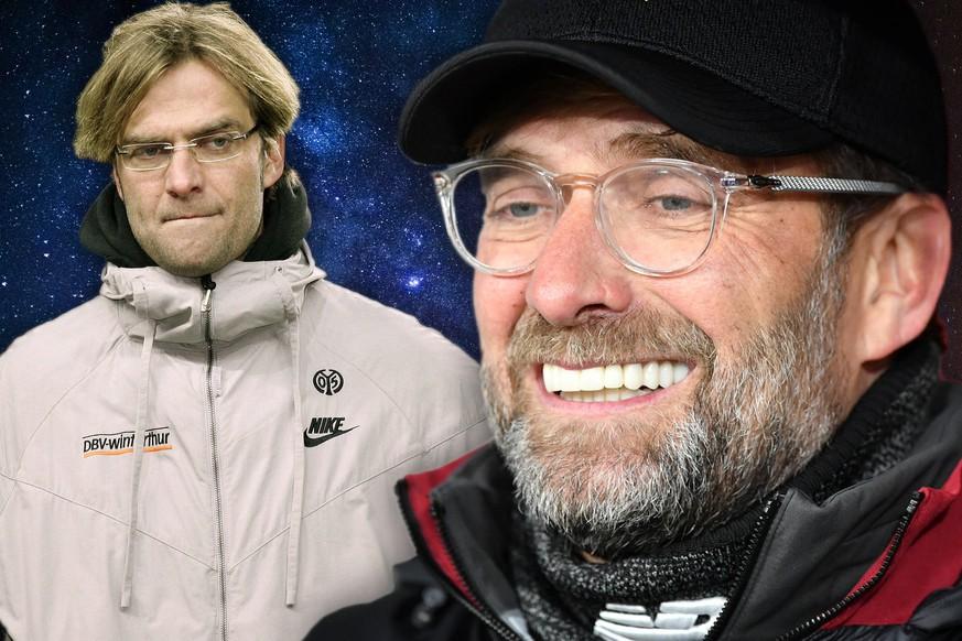 Champions League Klopp Du Hast Dich Ganz Schon Verandert Haare Brille Zahne Watson