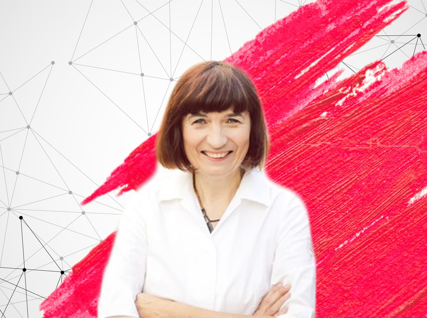 Abstract, Polygonal structure, Circle, dot, Geometric Shape, Network